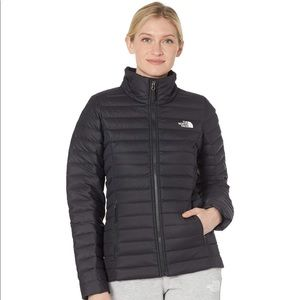 BNWOT The North Face Stretch Down Jacket Black L
